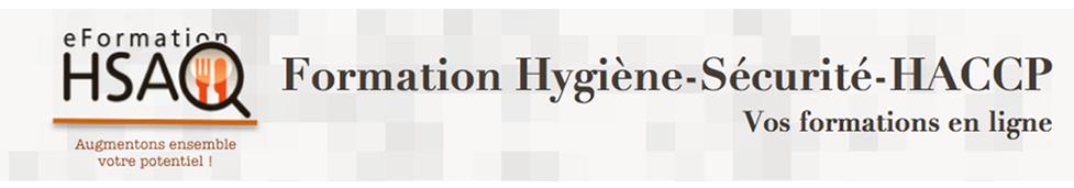 "Formation ""Hygiène Alimentaire"" RC"